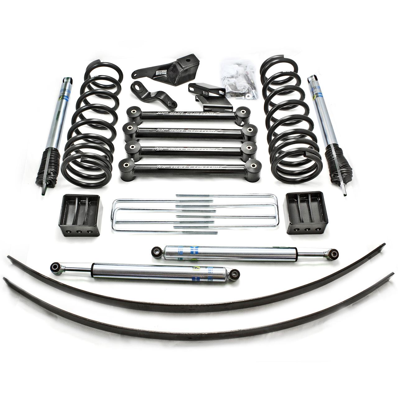 Dodge Lift Kit For 2001 Dodge Ram 2500 Truck Lift Kits
