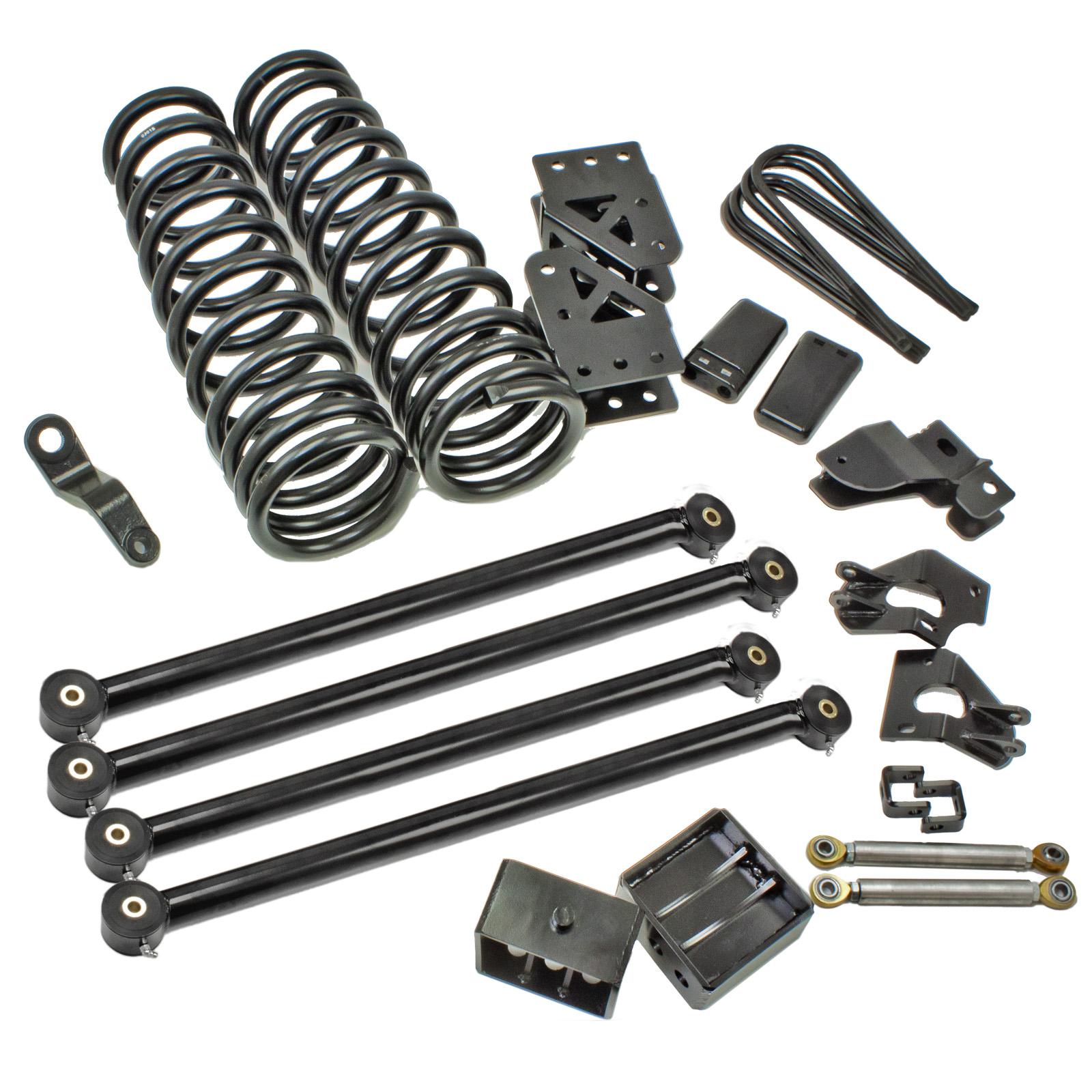Dodge Lift Kit For 2010 Dodge Ram 3500 Truck Lift Kits