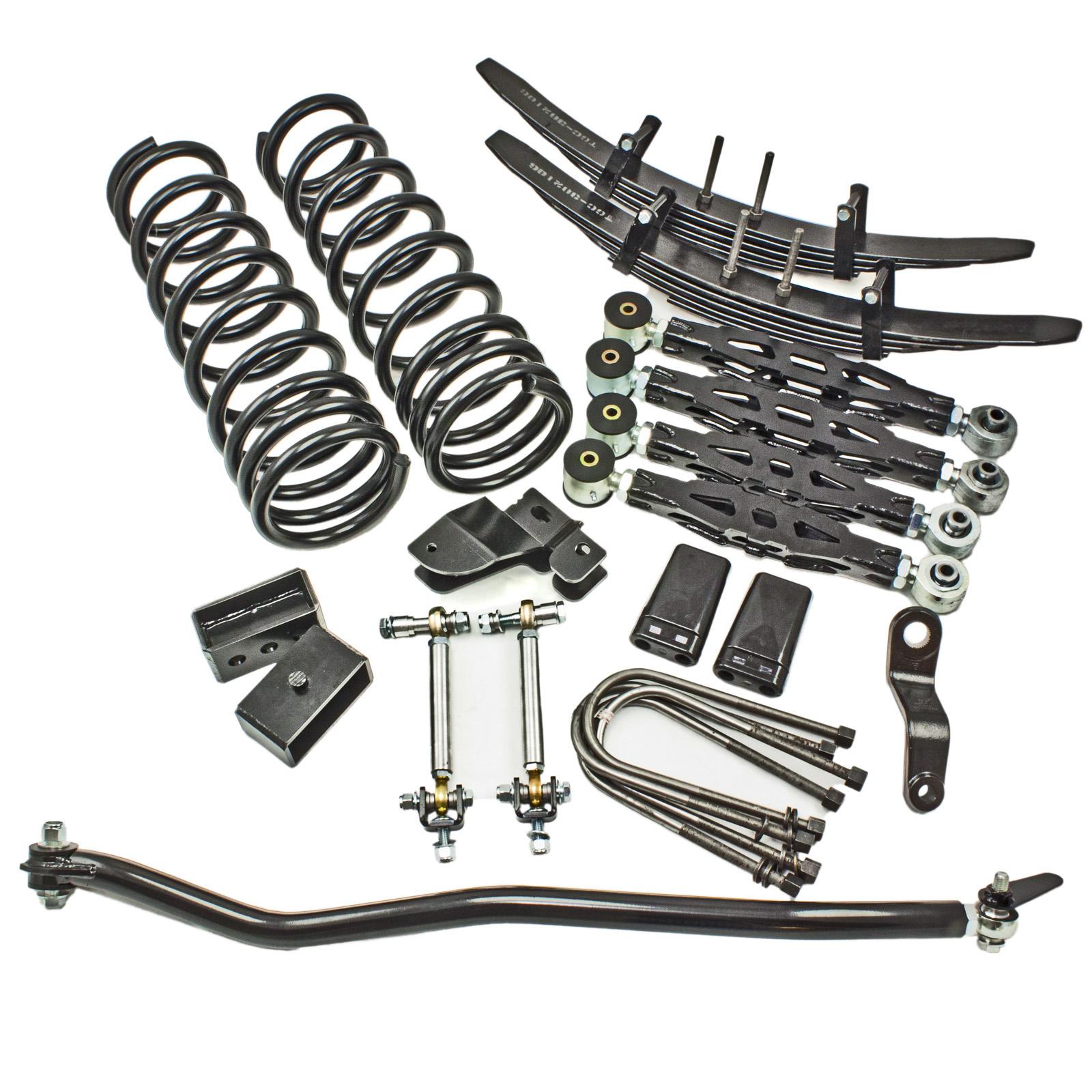 Dodge Lift Kit For 2010 Dodge Ram 2500 Truck Lift Kits